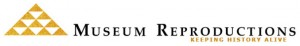 Museum Reproduction dot com Logo