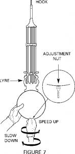 Adjusting Speed on Pendulum Clocks - Figure 7