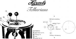 Tellurium Manual Hermle Clock Telleriums-2